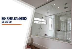 Box para Banheiro de Vidro Osasco
