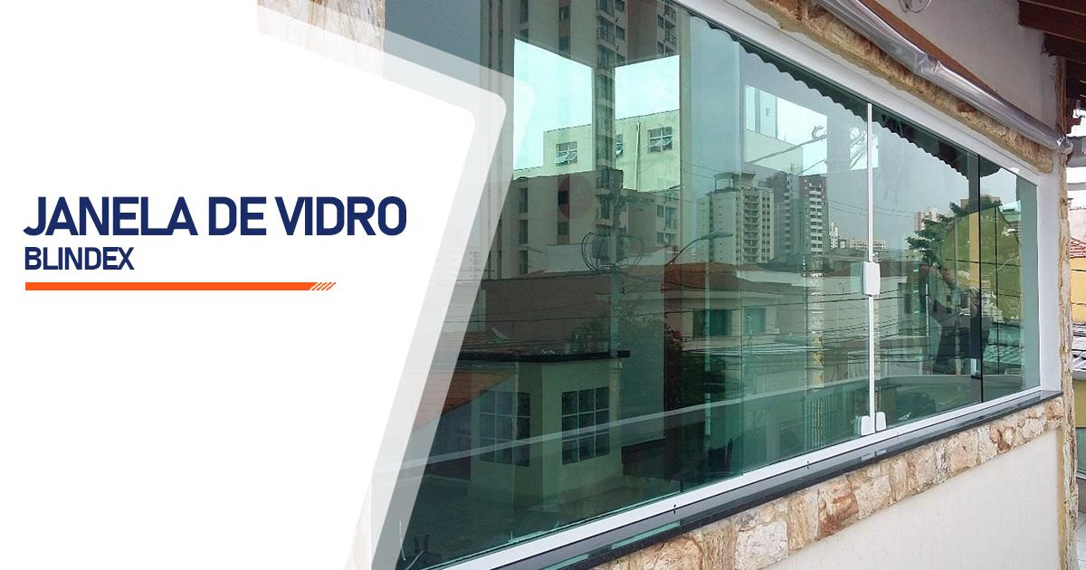 Janela De Vidro Blindex Osasco