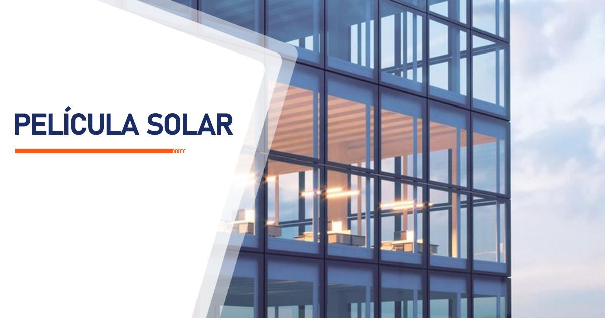 Película Solar Osasco