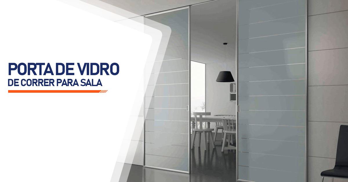 Porta De Vidro De Correr Para Sala Osasco