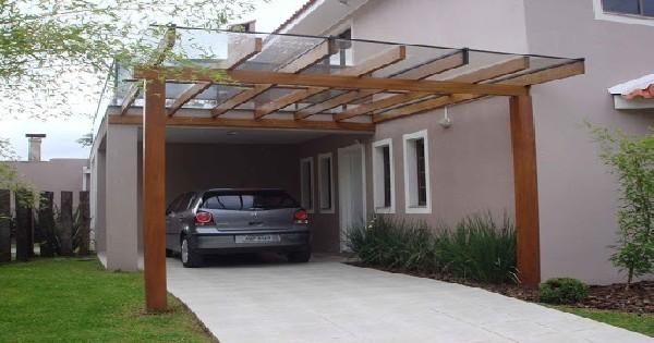 Telhado De Vidro para Garagem Osasco