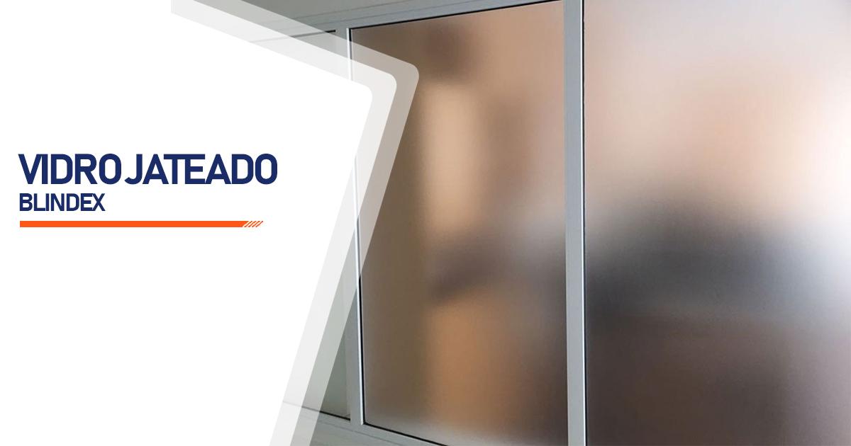 Vidro Blindex Jateado Osasco